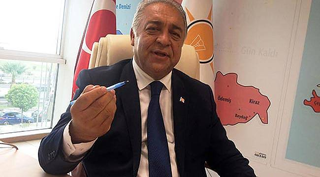 AK Parti'li Doğan'dan Kocaoğlu'na ve İZSU'ya Tepki