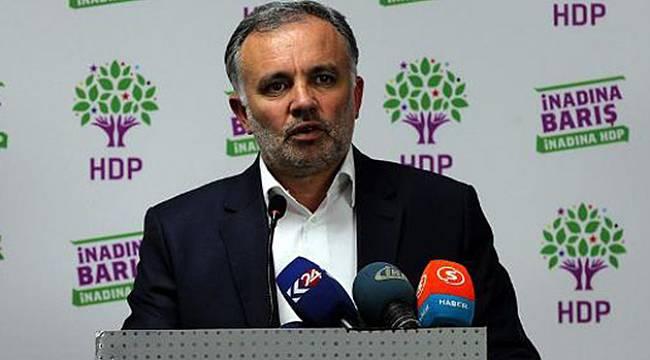 HDP'den 'Meclis'teki Oylamalara' Boykot Kararı