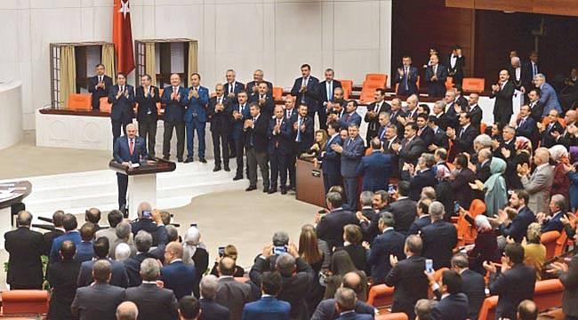 Başbakan Yıldırım: 7 Şubat'ta Sahada Olun