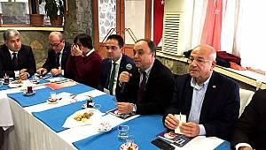CHP İzmir'de Tek Gündem Referandum