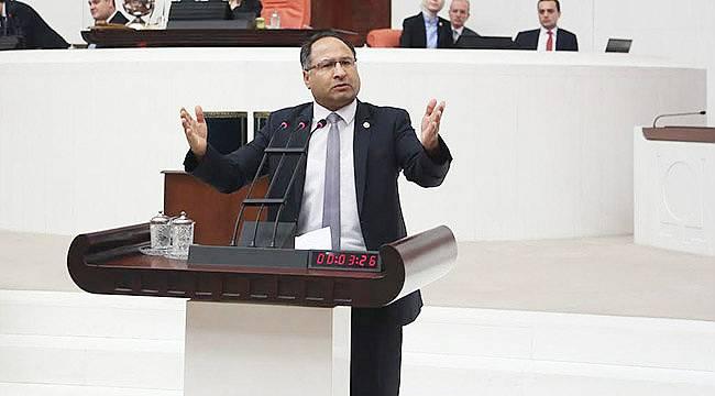 CHP'li Purçu: Atatürk'ten Uzaklaştıkça Ortadoğu Bataklığına Sürükleniriz