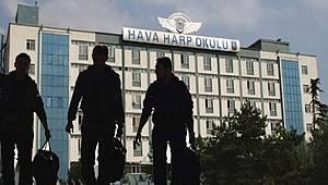 'FETÖ'den Tutuklanan 43 Hava Harp Okulu Öğrencisine Tahliye