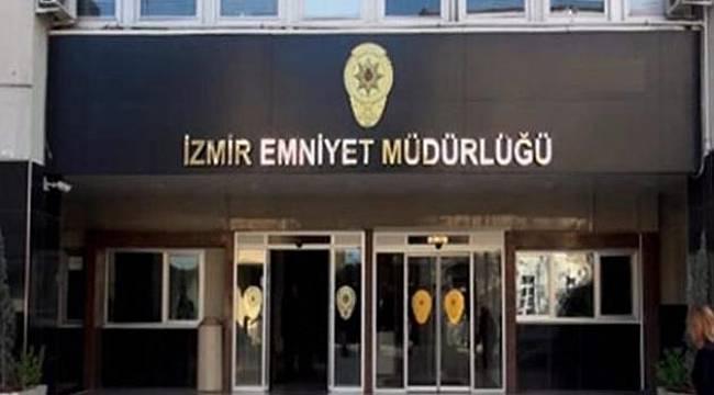İzmir Emniyet Müdürlüğü'nde Yeni Atamalar