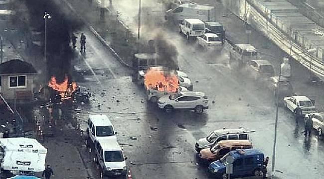 İzmir Saldırısını Yapan Teröristler Hakkında Flaş Gelişme