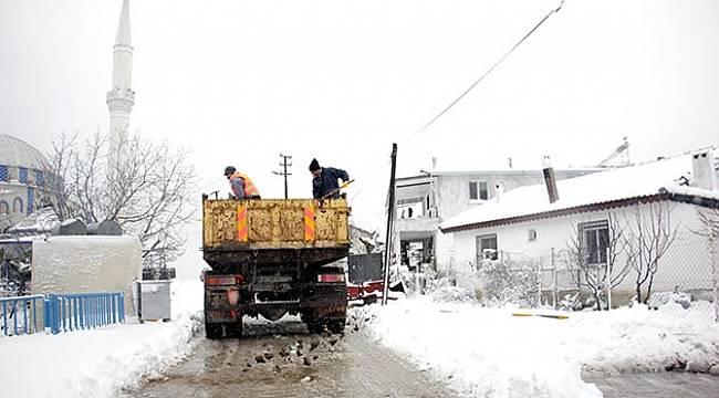 Bornova'da Çalışmalar Aralıksız Sürüyor