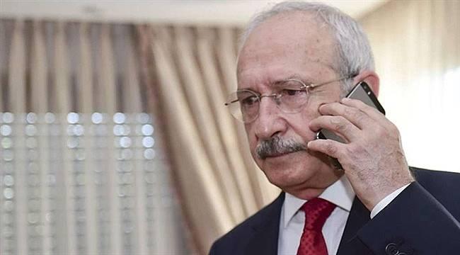Kılıçdaroğlu'ndan Akşener'e Telefon