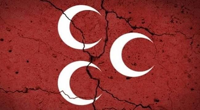 MHP'nin Kalesinde İstifa Depremi