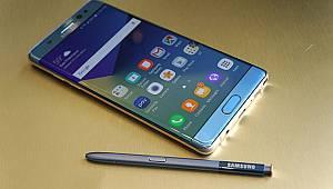 Note 7'de Batarya Tasarımı ve İmalat Hataları Yaşanmış
