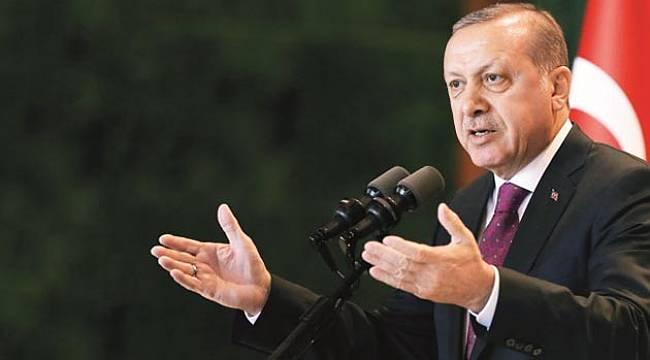 Cumhurbaşkanı Erdoğan: Projeleri Birer Birer Çöküyor
