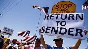 ABD'de Sınırdışı Edileceklerin Sayısı Hızla Artıyor