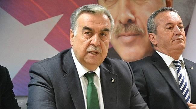 AK Partili İsim Uçakta Kalp Krizi Geçirdi!