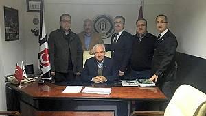 Ege Beşiktaş'ta Başkan Demir