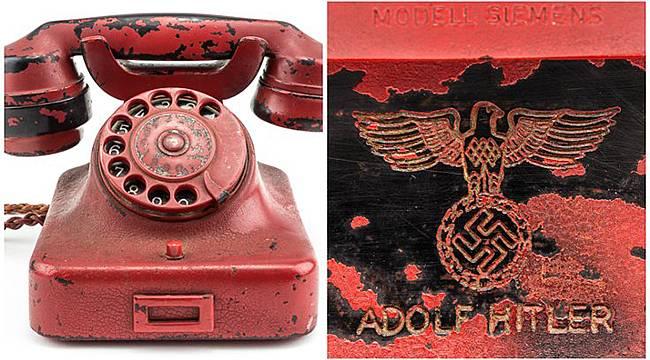Hitler'in Satılan Telefonu 'Sahte' İddiası