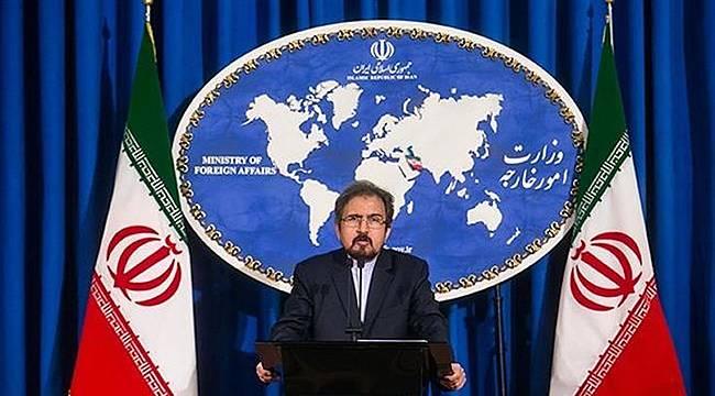 İran: Türkiye Kendine Baksın