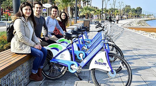 İzmir'de Pedal Devrimi