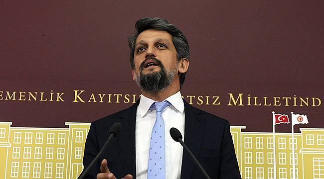 Paylan: Erdoğan ve Bahçeli Çok Fazla Suç İşlediler