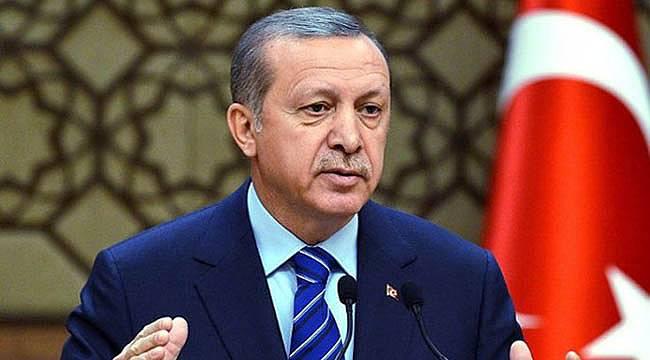 Erdoğan ABD Dışişleri Bakanı İle Rakka'yı Görüştü