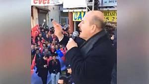 İçişleri Bakanı Soylu: Bizim Evlatlar, Aslanlar Gibi Kaçıyor...