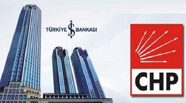 İşte CHP'nin İş Bankası'na Atadığı 4 İsim!
