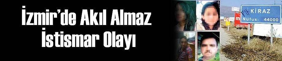 İzmir'de Akılalmaz Olaylar...