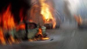 İzmir'de iki ayrı patlama meydana geldi.