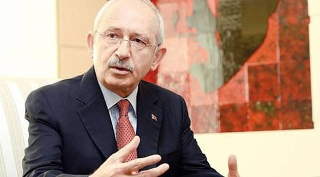 Kılıçdaroğlu'ndan Başbakan Yıldırım'a Rıza Sarraf Çağrısı