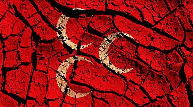 MHP İlçe Başkanı'ndan Manidar İstifa