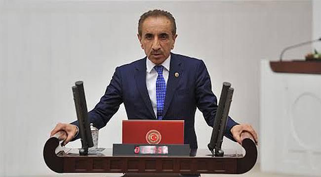 Ali Yiğit Deprem'i Meclis Gündemine Taşıdı