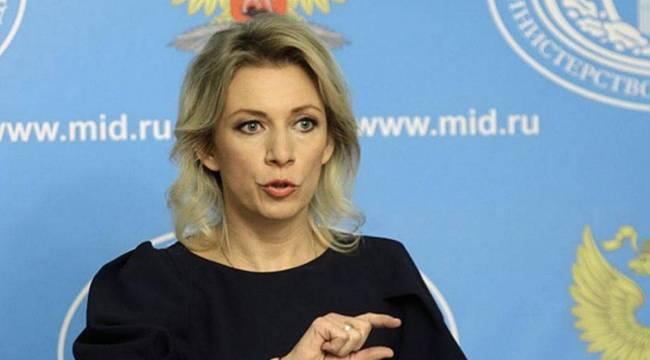 Rusya: Türkiye'nin Kürt Güçlerini Vurmasından Endişe Duyuyoruz