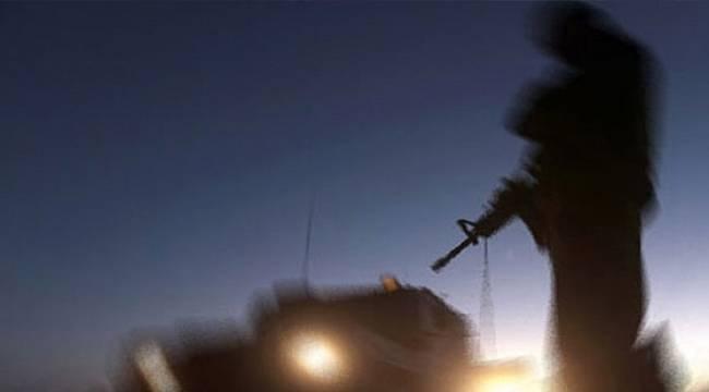 Tel Abyad Sınırında YPG İle TSK Arasında Çatışma