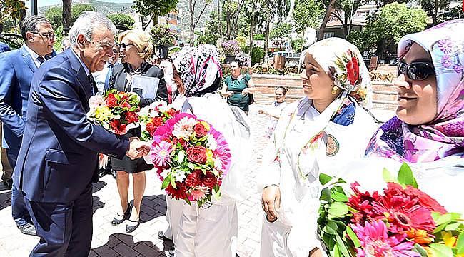 Bayındırlı Kadınlara Büyükşehir'den 'Arıcılık Desteği'