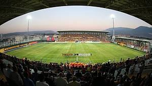 Bornova Stadı'nda İzmir için Tarihi Gün