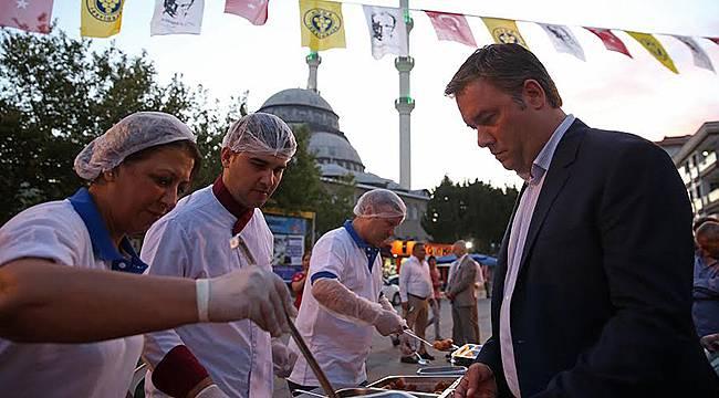 Buca'da Ramazan Heyecanı