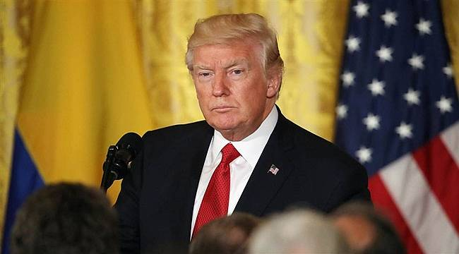 Trump: Venezuela'ya Askeri Müdahaleye Açığız