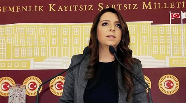 HDP'li Burcu Çelik'in Cezaevinde Kızıyla Kalmasına İzin Çıktı