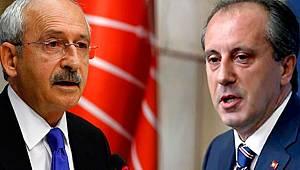 İnce'den Kılıçdaroğlu'na: Testi Kırılmadan Önce Uyarıyorum