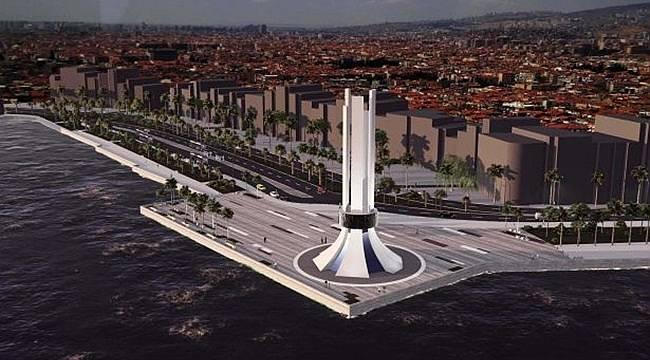 Karşıyaka'daki Atatürk Anıtı Mahkemelik Oluyor