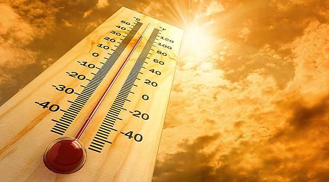 Aşırı Sıcaklar Geliyor!