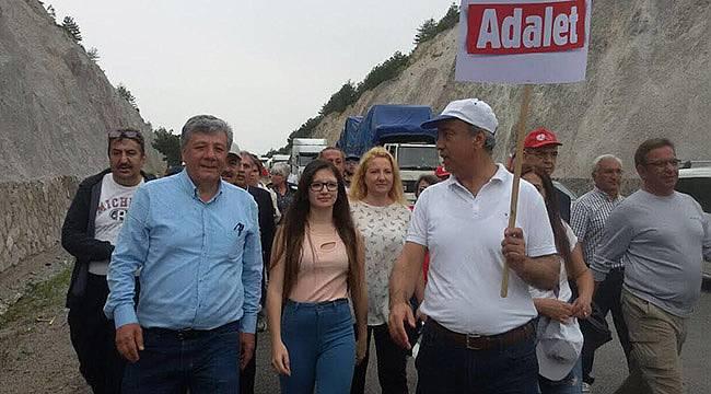 Balbay'dan Erdoğan'a: E-5'te İşgal Yok Adalet Haykırışı Var Siz Ege Adaları İşgaline Bakın