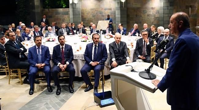 Erdoğan'ın İsmini Vermediği İş Adamı Kim? Ortaya Çıktı