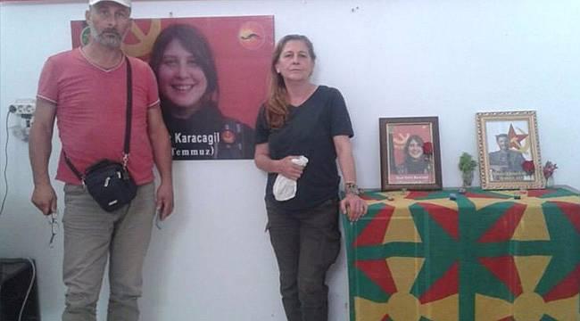 Kırmızı Fularlı Kızın Anne ve Babası Gözaltına Alındı