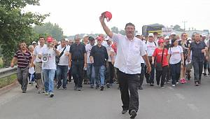 CHP'li Gürer: Ekmek Bölündü Aş Paylaşıldı