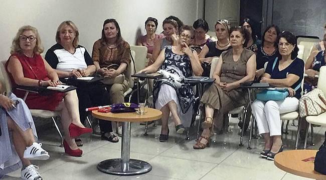 CHP'li Kadınlardan 'Cihat' Tepkisi