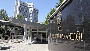 Dışişleri'nden Açıklama: Türkiye'nin Üyeliği Onaylandı
