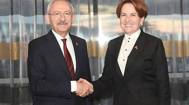 Kılıçdaroğlu'ndan Akşener'in Partisine İlişkin İlk Açıklama