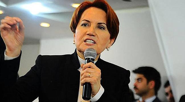 Meral Akşener İYİ Parti'nin Oy Oranını Açıkladı