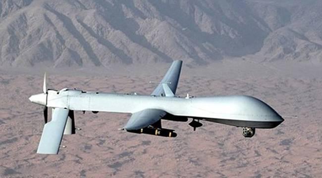 Adana'da Düşen ABD'ye Ait İnsansız Hava Aracı Bomba Yüklüymüş