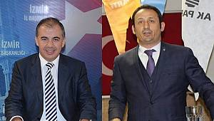 AK Parti İzmir İl Başkan Yardımcısından Büyük Gaf: İl Başkanı İstifa Etti