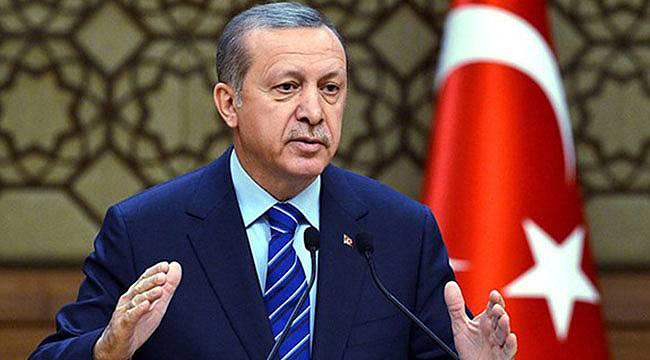 Cumhurbaşkanı Erdoğan: İstanbul'da Teklersek Türkiye'de Tökezleriz