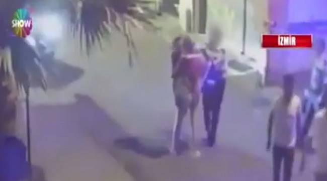 İzmir'de Skandal: Tacize Uğrayan Kadınlar Şikayet Ettikleri Polisten Dayak Yedi!